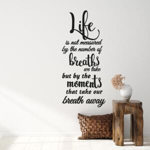 Life and breaths