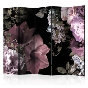 Paravento - Flowers from the Past II [Room Dividers]