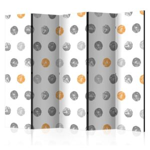 Paravento - Round Stamps II [Room Dividers]