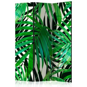 Paravento - Tropical Leaves [Room Dividers]