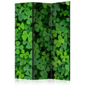 Paravento - Green Clover [Room Dividers]