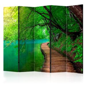 Paravento - Green peace II [Room Dividers]