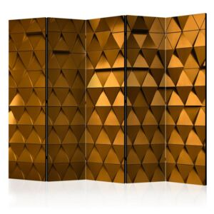 Paravento - Golden Armour II [Room Dividers]