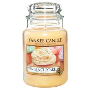 Yankee Candle Scented Candle Vanilla Cupcake Classic Grande