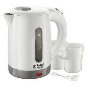 Russell Hobbs Bollitore Travel Bianco 1000 W 0,85 L