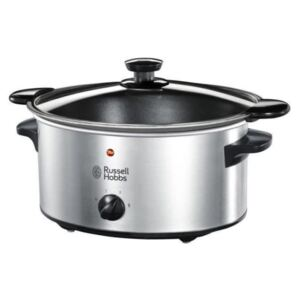 Russell Hobbs Pentola Slow Cooker Cook@Home con Pentola Ardente 3,5 L