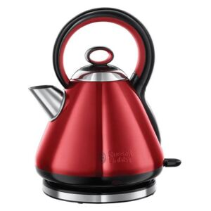 Russell Hobbs Bollitore Legacy Quiet Boil Rosso 1,7 L 2000-2400 W