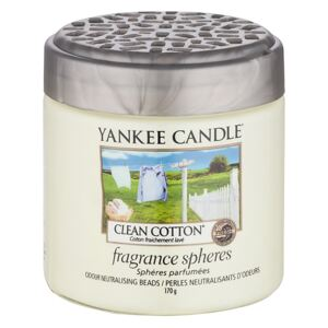 Yankee Candle Fragrant Pearls Spheres Clean Cotton