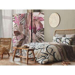 Paravento design Blooming Jungle [Room Dividers]