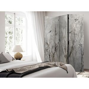 Paravento design Singing in the Forest [Room Dividers]