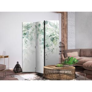 Paravento design Gentle Touch of Nature - First Variant [Room Dividers]
