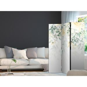 Paravento Waterfall of Roses - Second Variant [Room Dividers]