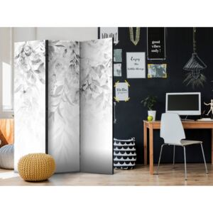 Paravento design Waterfall of Roses - Third Variant [Room Dividers]