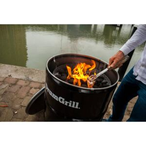 DrumGrill Small - Barbecue a Carbone