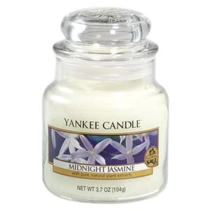 Yankee Candle Fragrant Candle Midnight Jasmine Classic Small