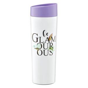 Tazza termica Garden Be Glamourous lilas 34 cl AMBITION
