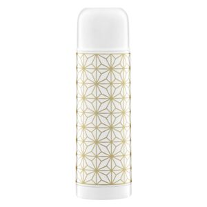 Thermos Winter bianco stelle dorate 50 cl AMBITON