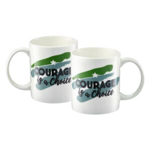 Mug Inspire Courage 35 cl AMBITION