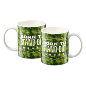 Mug Inspire Born To Stand Out 35 cl AMBITION