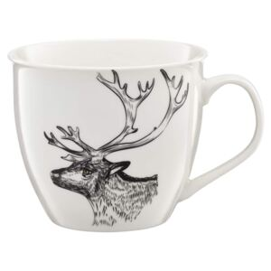 Tazza in porcellana Deer Wild 55 cl AMBITION