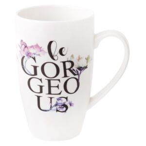 Mug in porcellana Garden 40 cl Be Gorgeous AMBITION
