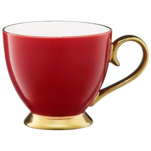 Tazza Royal red&gold 40 cl AMBITION