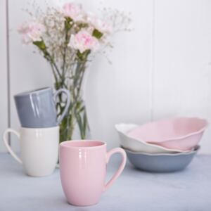Tazza Diana Rustic 30 cl Pink AMBITION