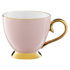 Tazza Royal Pink&Gold 40 cl AMBITION