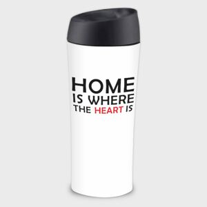 Tazza termica Happy Home is where the Heart is 40 cl AMBITION