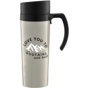 Tazza isotermica Adventure Mountains 42 cl AMBITION