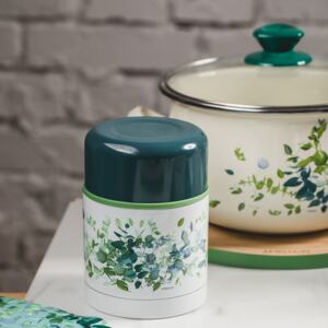 Thermos per alimenti Bizet Leaves Together 50 cl AMBITION