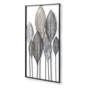 Kave Home - Pannello murale Leaves 52,5 x 95 cm
