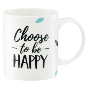 Mug Nordic Choose To Be Happy 35 cl AMBITION