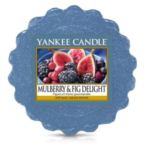 Yankee Candle Fragrant Wax to Mulberry & Fig Delight