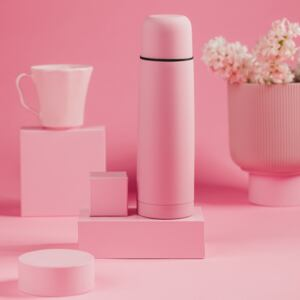 Thermos Velvet 50 cl rosa AMBITION