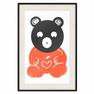 Poster: Thoughtful Bear [Poster]