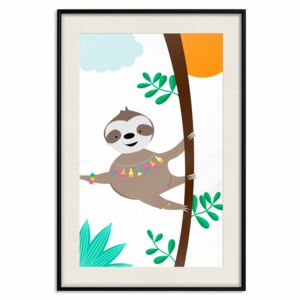 Poster: Happy Sloth [Poster]