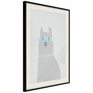 Poster: Mysterious Lama [Poster]