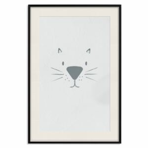Poster: Cat's Face [Poster]